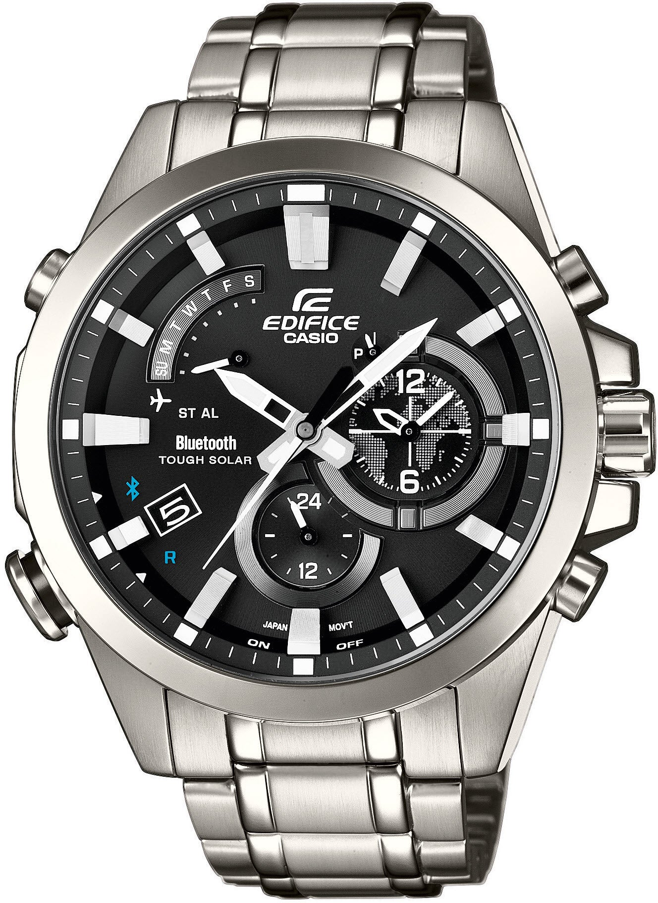 Casio Watch Edifice Bluetooth