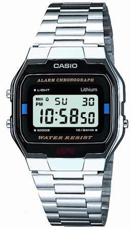 Casio Watch Microlight