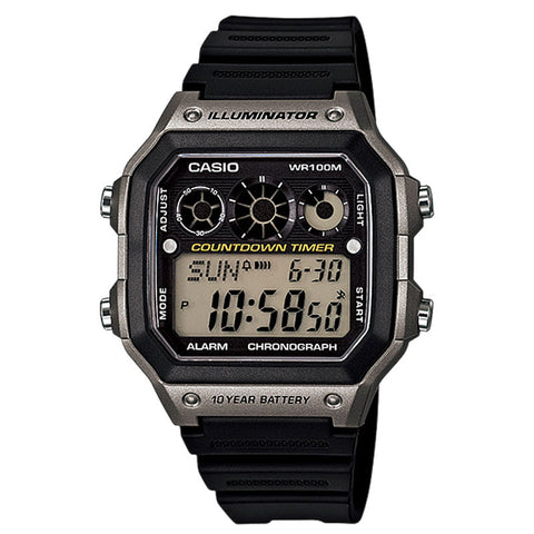 Casio Watch Alarm