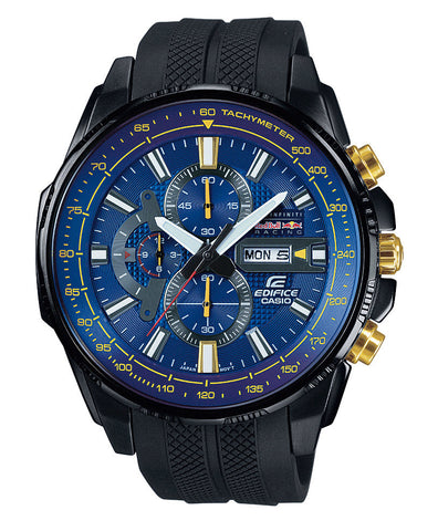 Casio Watch Edifice Red Bull Limited Edition Chronograph D