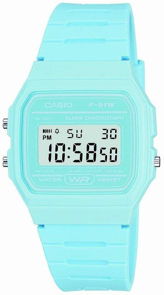Casio Watch LED Light