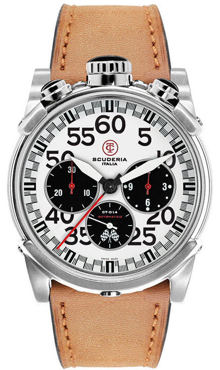 CT Scuderia Watch City Racer Chronograpgh