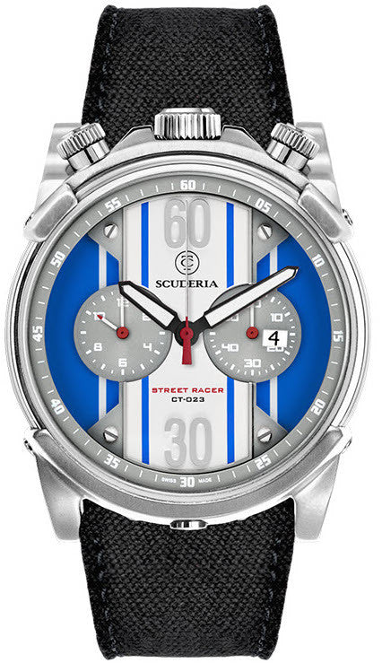 CT Scuderia Watch Street Racer Chronograph