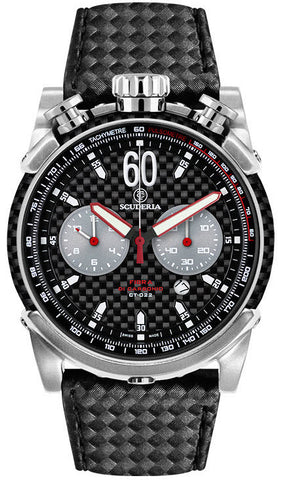 CT Scuderia Watch Fibra Di Carbonio Chronograph