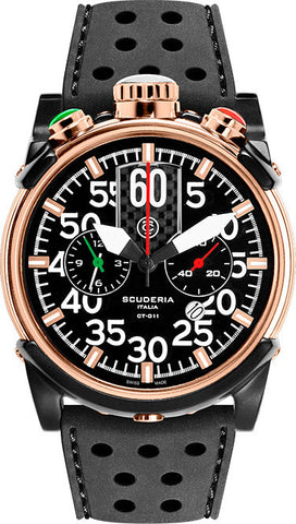 CT Scuderia Watch Saturno Chrongraph D