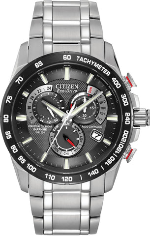 Citizen Watch Eco Drive Perpetual Chrono A-T