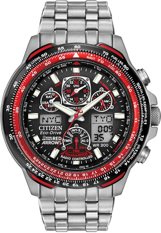 Citizen Watch Eco Drive Red Arrows Skyhawk