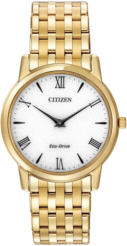 Citizen Watch Eco Drive Mens Stiletto