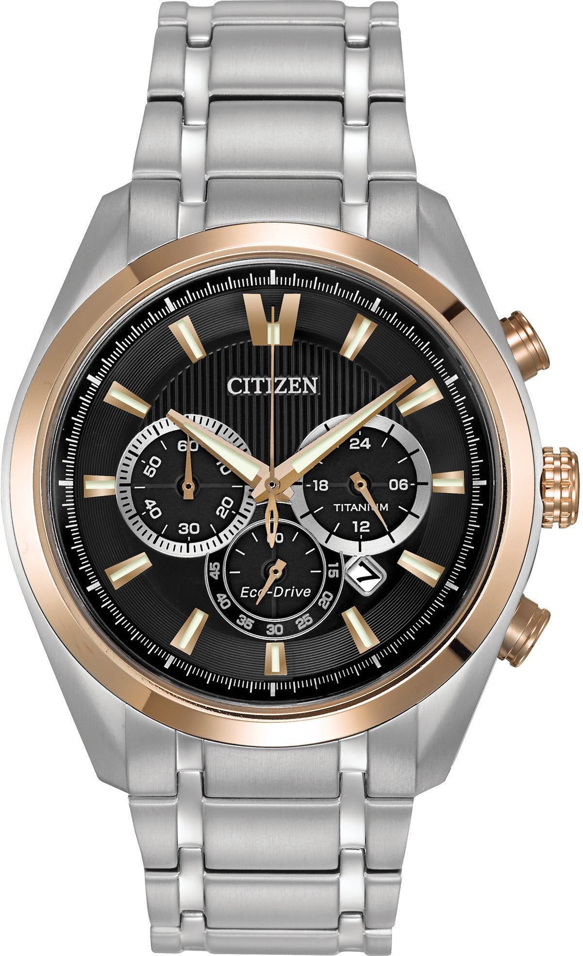 Citizen Watch Eco Drive Titanium