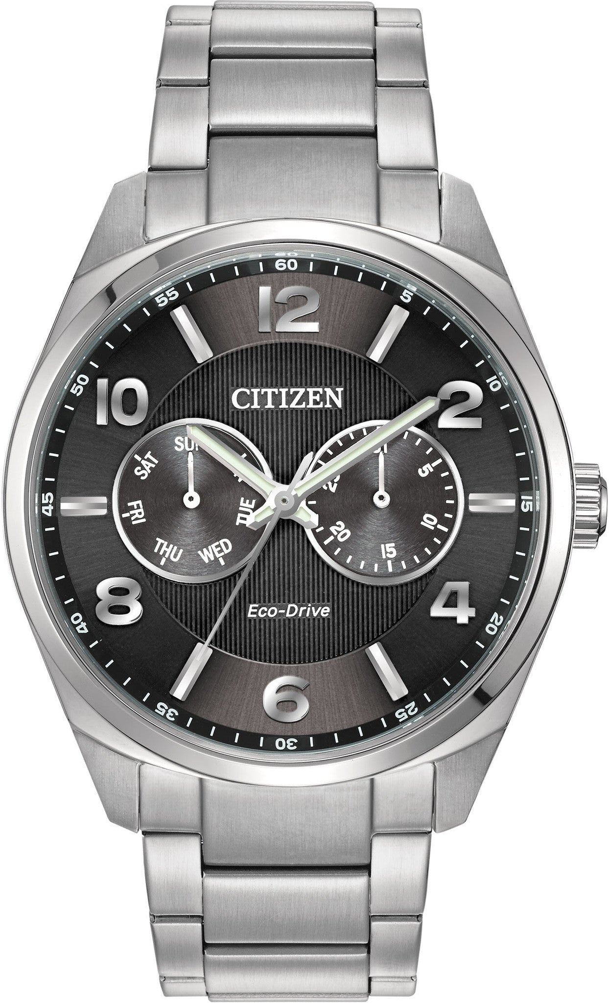 Citizen Watch Eco Drive Mens Bracelet