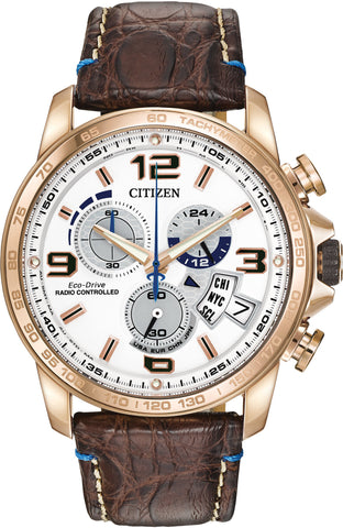 Citizen Watch Eco Drive Chrono-Time A-T Limited Edition D