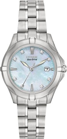 Citizen Watch Eco Drive Ladies Diamond Collection