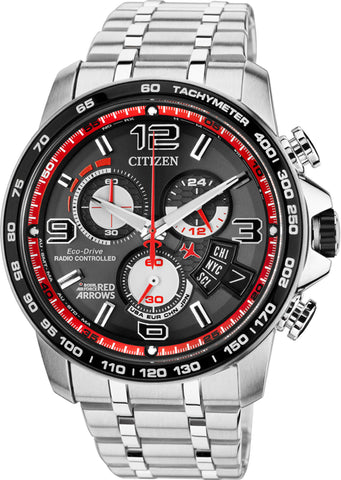 Citizen Watch Eco Drive Red Arrows Chrono Time A-T Limited Edition