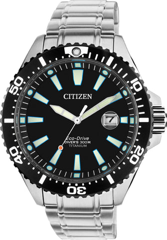 Citizen Watch Eco Drive Royal Marines Commandos Limited Edition D