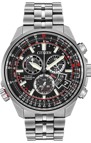Citizen Watch Eco Drive Chrono A.T WR200