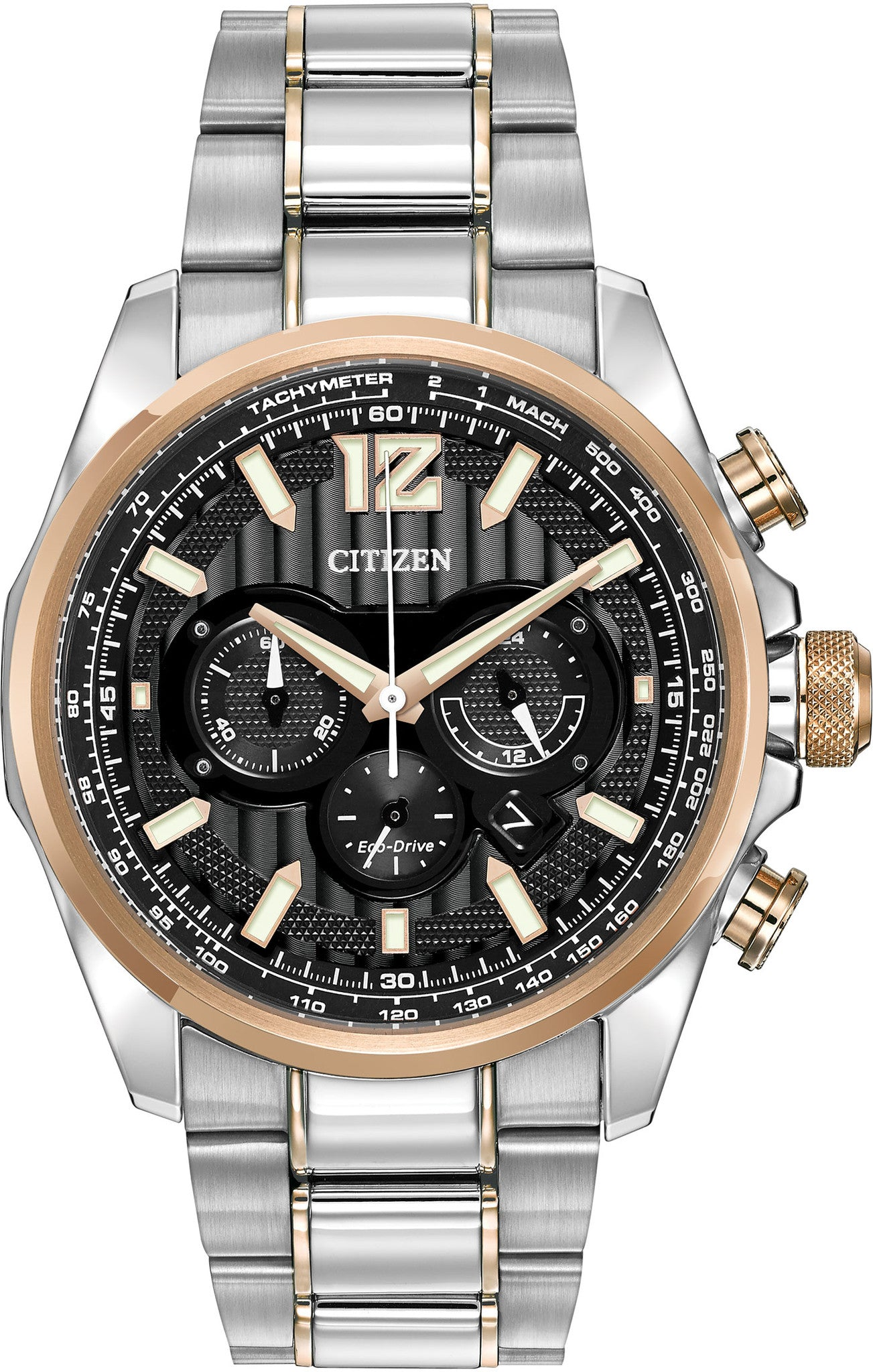 Citizen Watch Eco Drive Shadowhawk