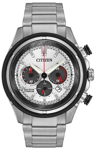 Citizen Watch Eco Drive Titanium WR100