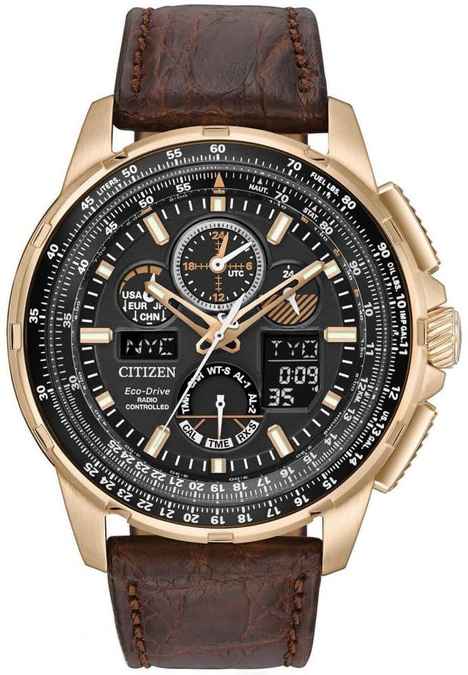 Citizen Watch Eco Drive Mens Limited Edition