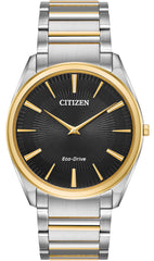 Citizen Watch Eco Drive Stiletto Mens
