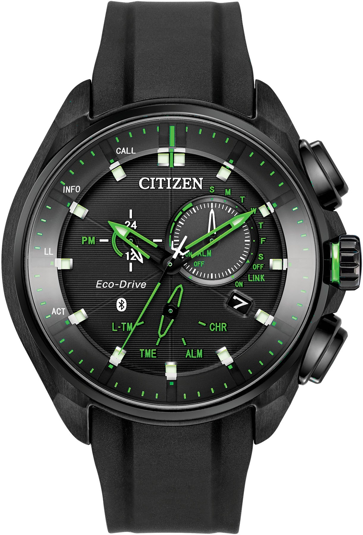citizen watch eco-drive proximity smartwatch limited edition