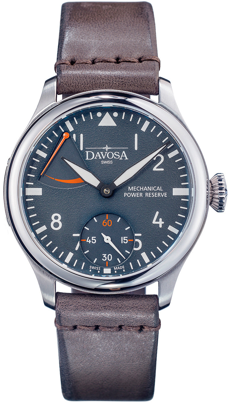 Limited Edition Birthday Collection: Davosa Watch Pontus Pilot Limited Edition 16050096 Watch