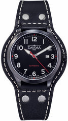 Davosa Watch Axis Automatic Black PVD