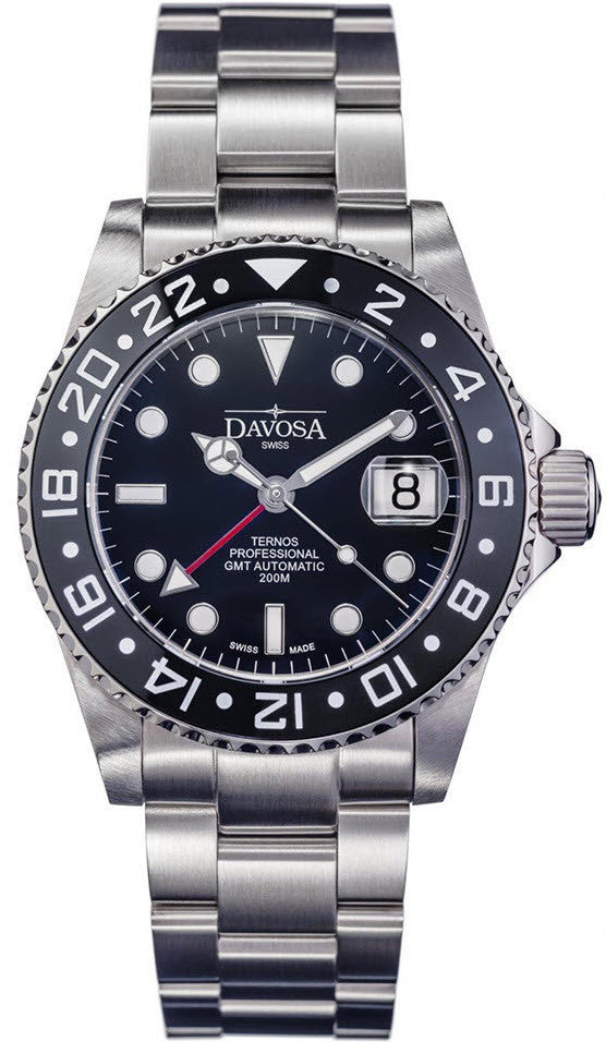 davosa watch ternos professional gmt