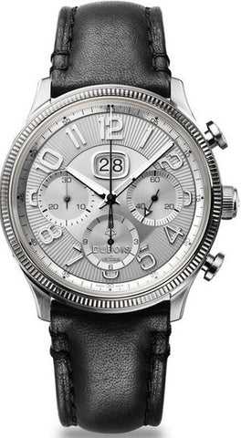 DuBois et fils Watch DBF001-02 Chronograph Big Date Limited Edition