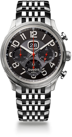 DuBois et fils Watch DBF001-07 Chronograph Big Date Limited Edition