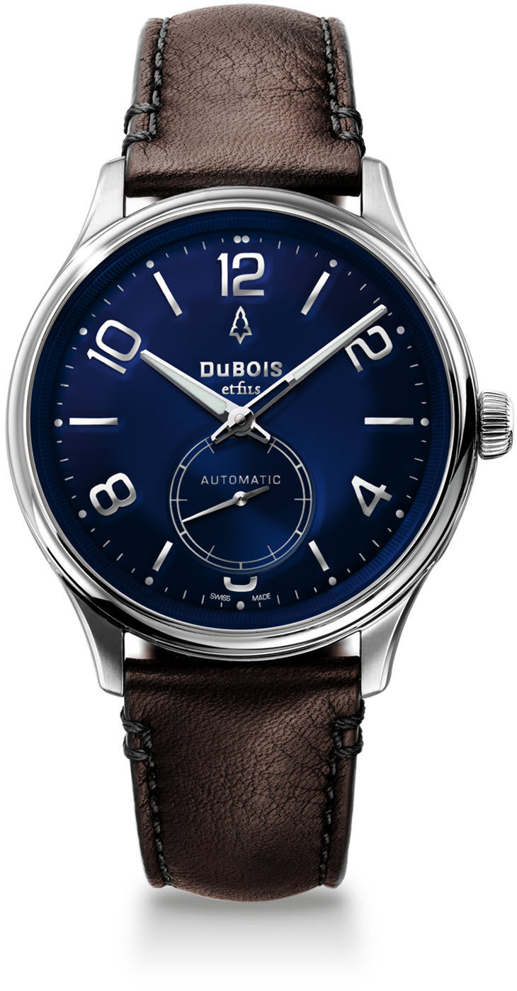 DuBois et fils Watch DBF003-02 2 Hands and Small Seconds Limited Edition