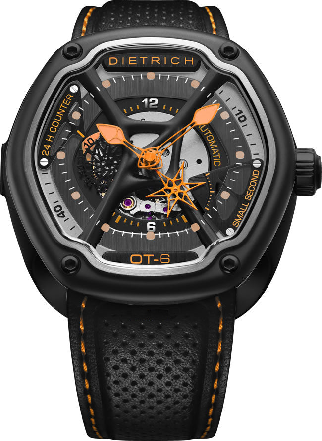 Dietrich Watch OT-6 Orange