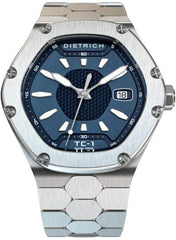 Dietrich Watch TC-1 Plain Blue