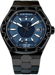 Dietrich Watch TC-2 Numbers Blue Pre-Order