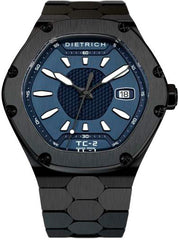 Dietrich Watch TC-2 Plain Blue