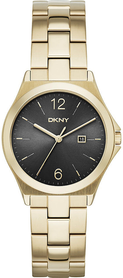 DKNY Watch Parsons Ladies D