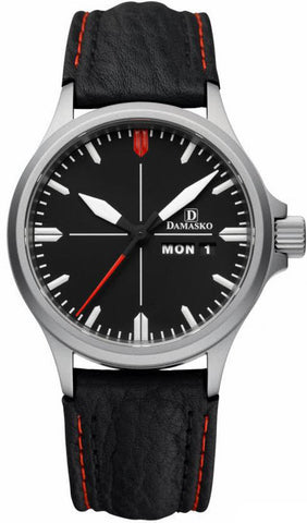 Damasko Watch DA 34 Leather Pin