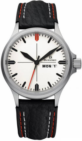 Damasko Watch DA 35 Leather Pin
