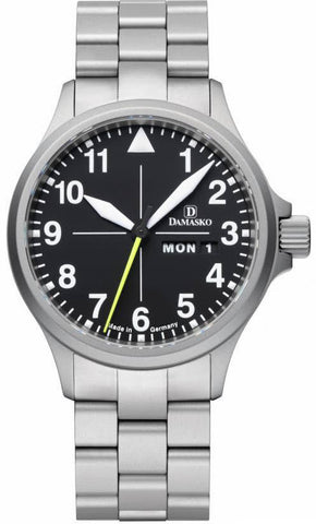 Damasko Watch DA 36 Steel