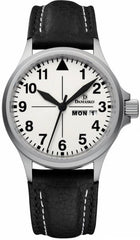 Damasko Watch DA 37 Leather Pin