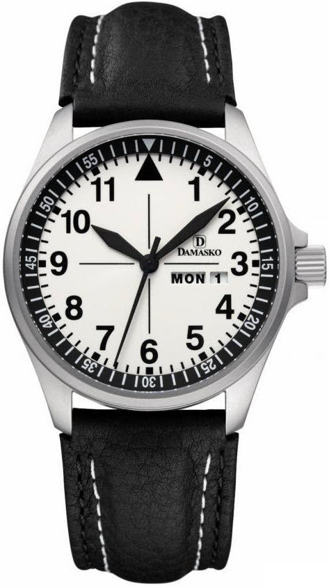 Damasko Watch DA 373 Leather Pin