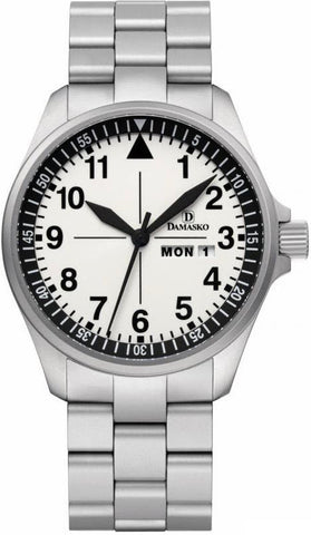 Damasko Watch DA 373 Steel