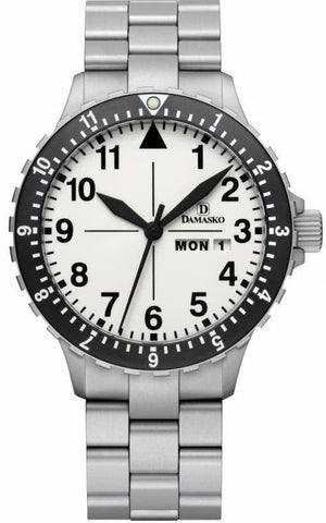 Damasko Watch DA 47 Steel