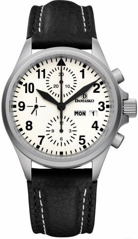 Damasko Watch DC 57 Leather Pin