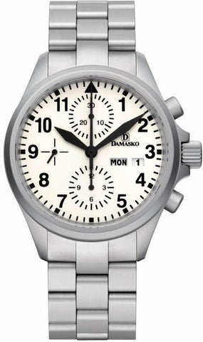Damasko Watch DC 57 Steel