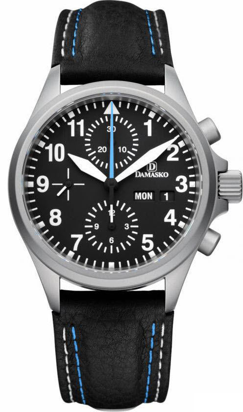 Damasko Watch DC 58 Leather Pin