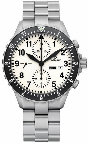 Damasko Watch DC 67 Steel