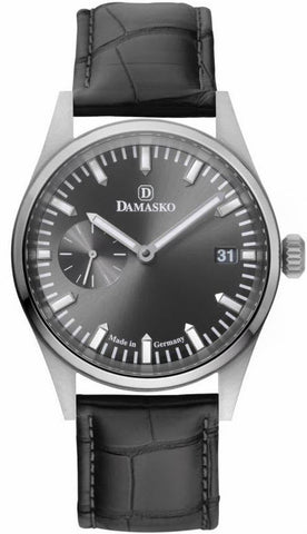 Damasko Watch DK 101 Leather Pin