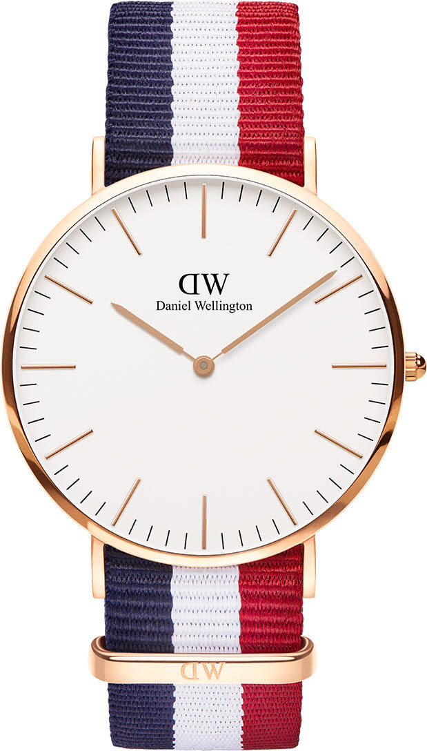 Daniel Wellington Watch Classic Cambridge 40mm
