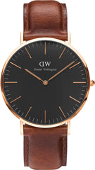 Daniel Wellington Watch Classic Black St Mawes