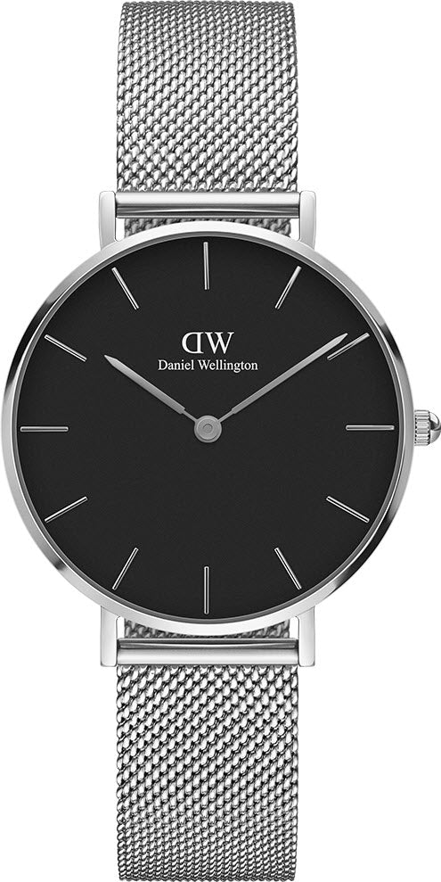 Daniel Wellington Watch Classic Petite Sterling